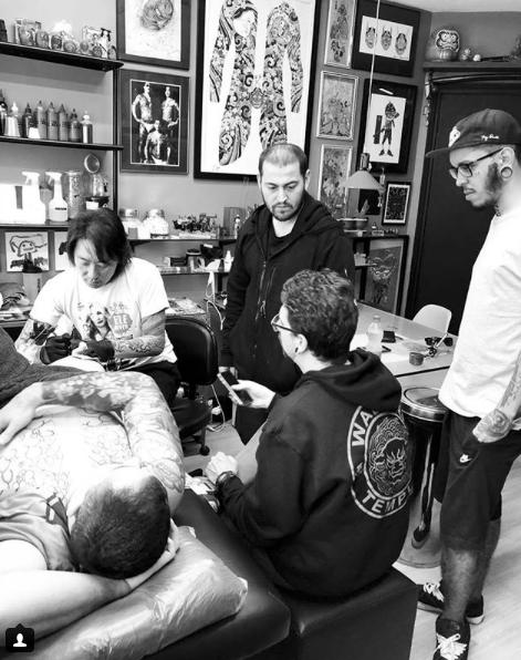 tattooing - NO PAIN NO GAIN!