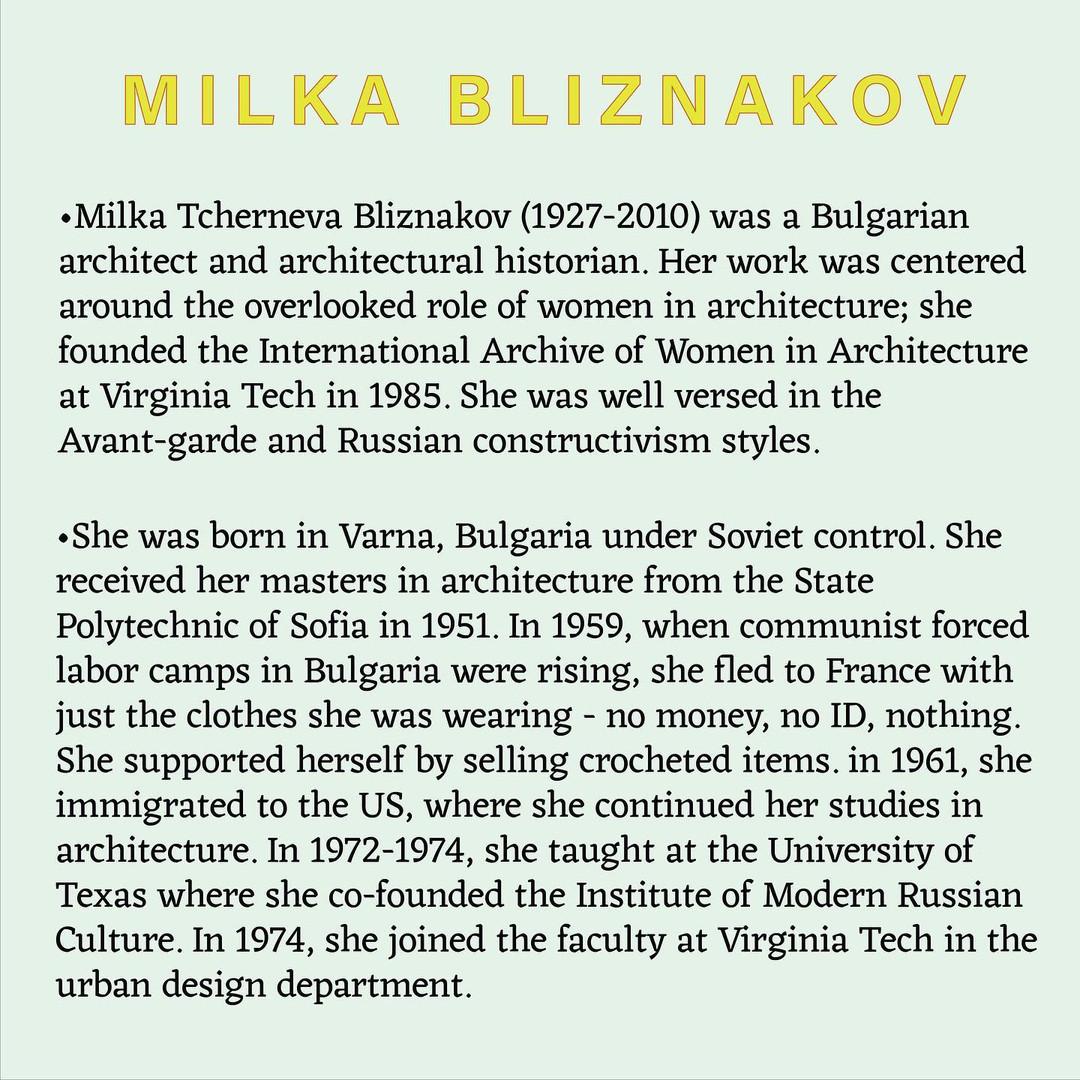 Milka Bliznakov