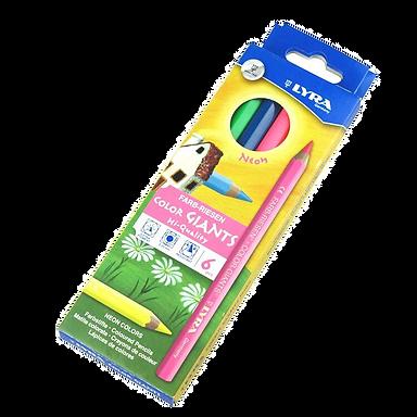 LYRA-6-kleur-fluorescerende-kleur-zeshoe