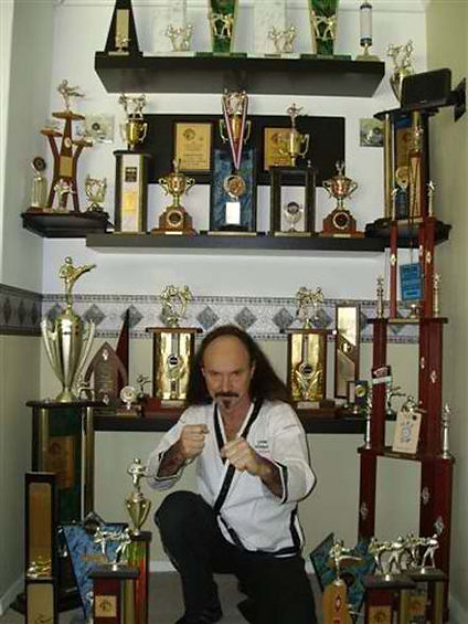 Rod Power 10th dan Martial Arts Master Perth