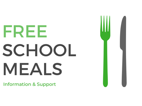 Free School Meals Food Hampers for Years 3 & 4