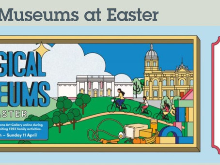 Hull Magical Museums at Easter