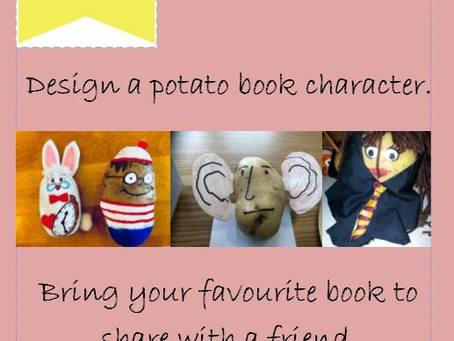 World Book Day - 5th March 2020