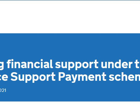 Changes to the Test and Trace support payment for parents