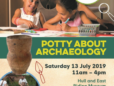 Pottery Session this Saturday