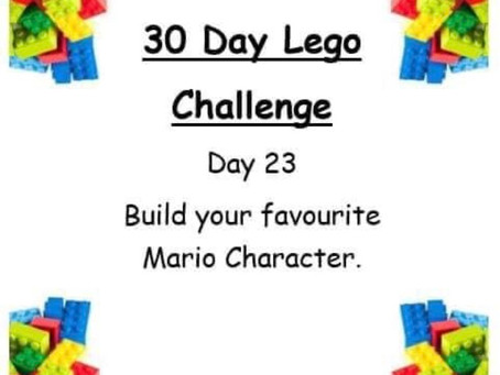 Daily Lego Challenge - Day #23