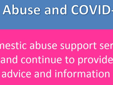Domestic Abuse & COVID-19 Support for Families