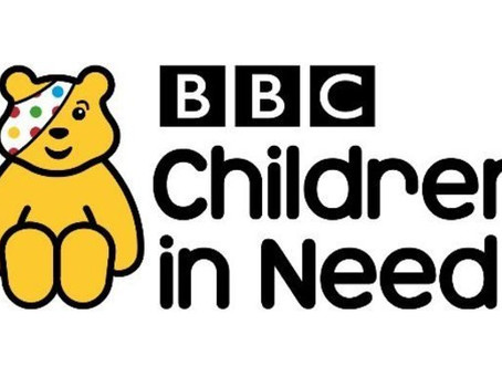 Advance Notice - Wear Fancy Dress for Children In Need Day on 13th November