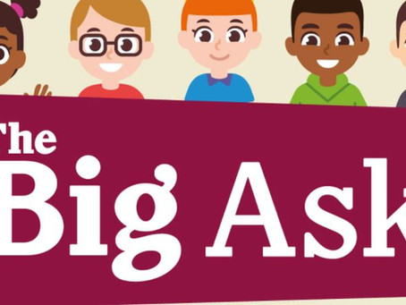 THE BIG ASK - National Pupils & Parents Survey by the Government