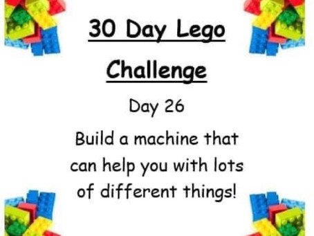 Daily Lego Challenge - Day #26