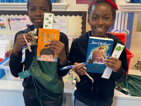 Ready Steady Read Gift Winners