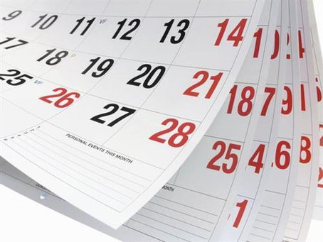 Date Change: Staff Training Day in March Now Changed to June