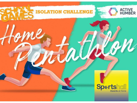 Hull Games Virtual Sports Competitions - Pentathlon