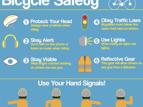 Safeguarding Assembly: Cycling Safety