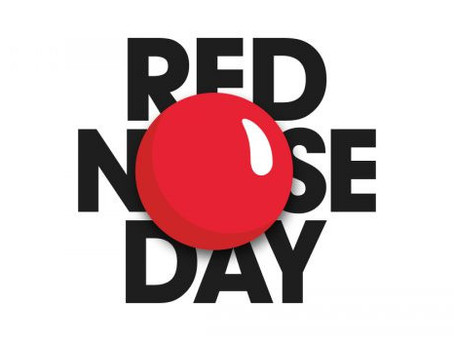 Red Nose Day on Friday 19th March - Pyjama Day