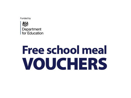 Free School Meals Vouchers: Christmas Holiday Period
