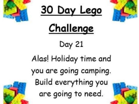 Daily Lego Challenge - Day #21