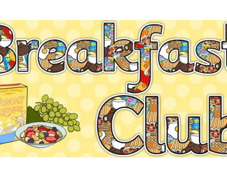 Breakfast Club News - How to Book Now