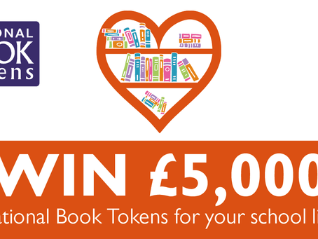 Parents - Please Help Us with National Book Tokens