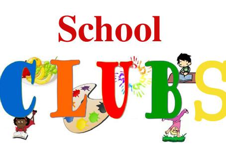 Extra Curricular Clubs at Stepney
