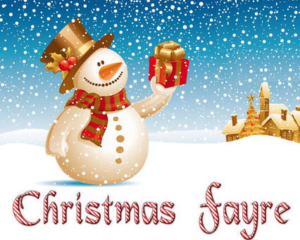 Christmas Fayre Success