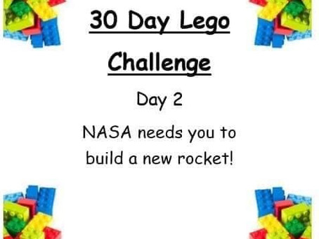 Daily Lego Challenge - Day #2