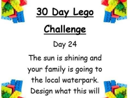 Daily Lego Challenge - Day #24
