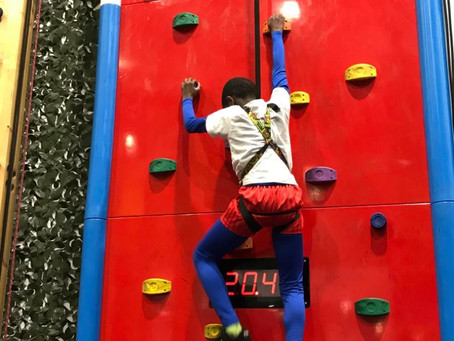 Year 5 take on the Rock Up Challenge