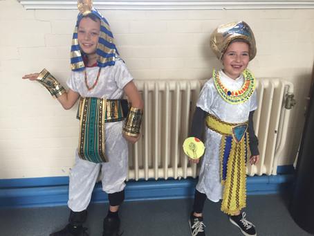 Egyptian Art Day