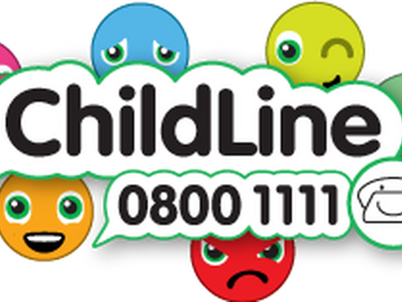 Feeling Anxious - Contact Child Line