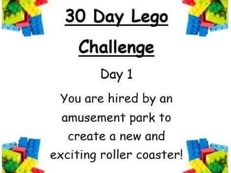 Daily Lego Challenge - Day #1