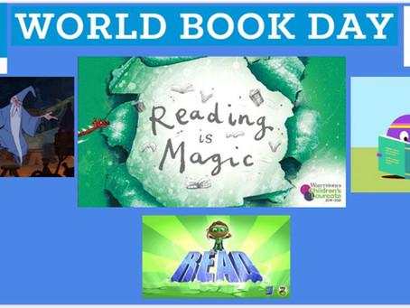 World Book Day - Dress as a Super Hero, Make a Veg Book Character