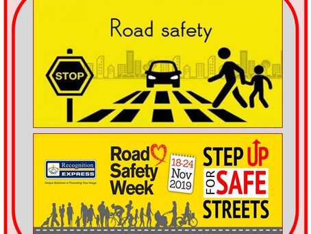Safeguarding Assembly - Crossing the Road Safely