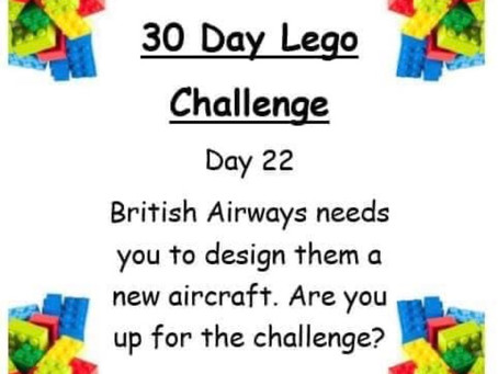 Daily Lego Challenge - Day #22