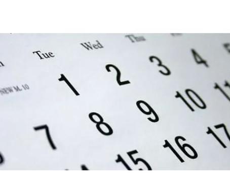 Term Dates 2021-2022 Now Published