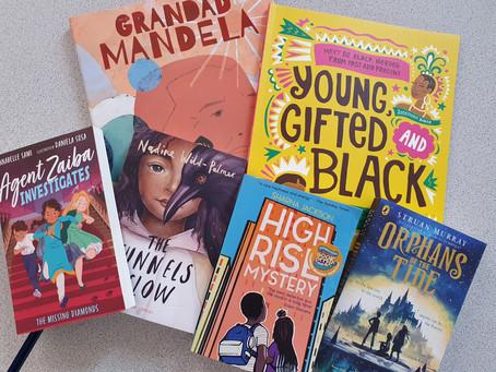 New Black & Minority Ethnic Books in School