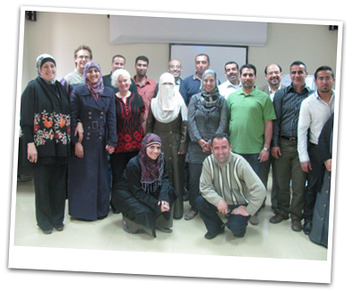 Narrative Therapists from Palestine