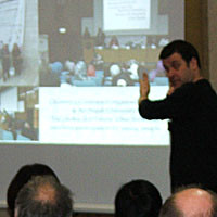 BASW England conference presentation