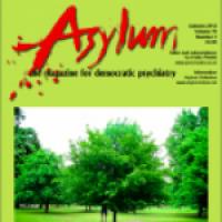 Asylum Magazine for Democratic Psychiatry