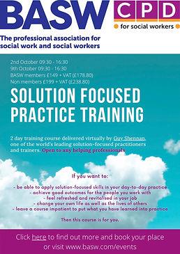 Solution-focused training