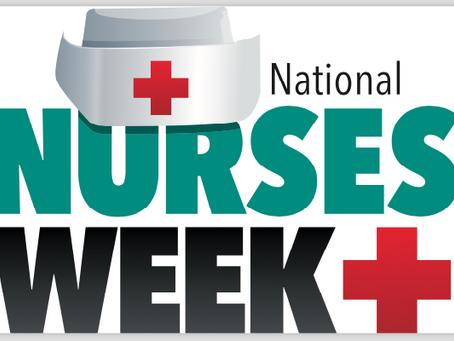 National Nurse Week Giveaway