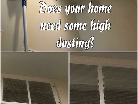 How to Keep Dust to a Minimum