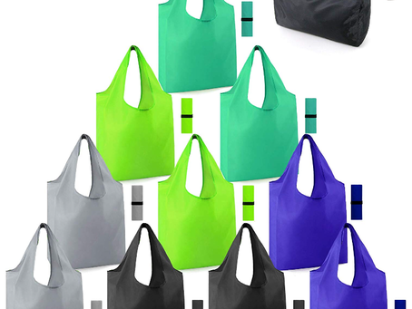 Reusable and Washable Shopping bags