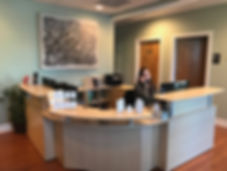 Quality Chiropractic Patient Care - Lobby - Fort Mill, SC | Baxter Village Health Center