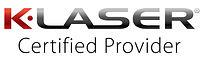 K-Laser Certified Provider Logo - Fort Mill, SC | Baxter Village Health Center