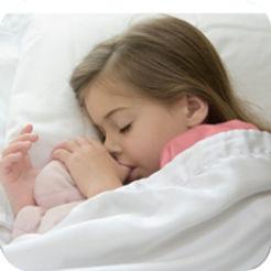 Sleeping Child - Bed Wetting Treatment - Fort Mill, SC | Baxter Village Health Center