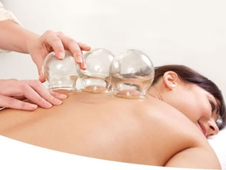 You too can benefit from cupping, just like Michael Phelps!