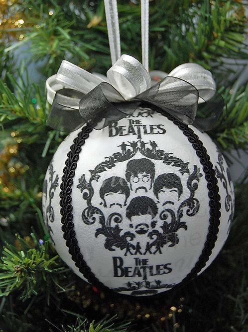 """Beatles ornament - 4"""""""
