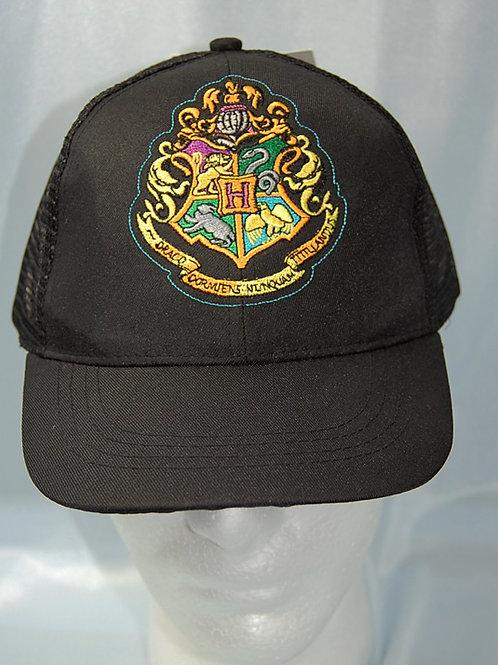 Wizard School Crest cap
