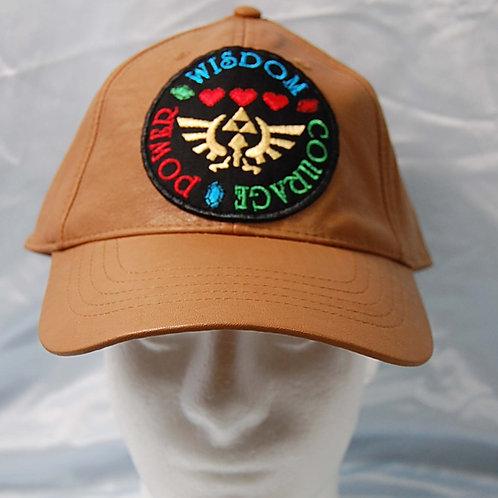 Elf Princess Tale (brown) cap
